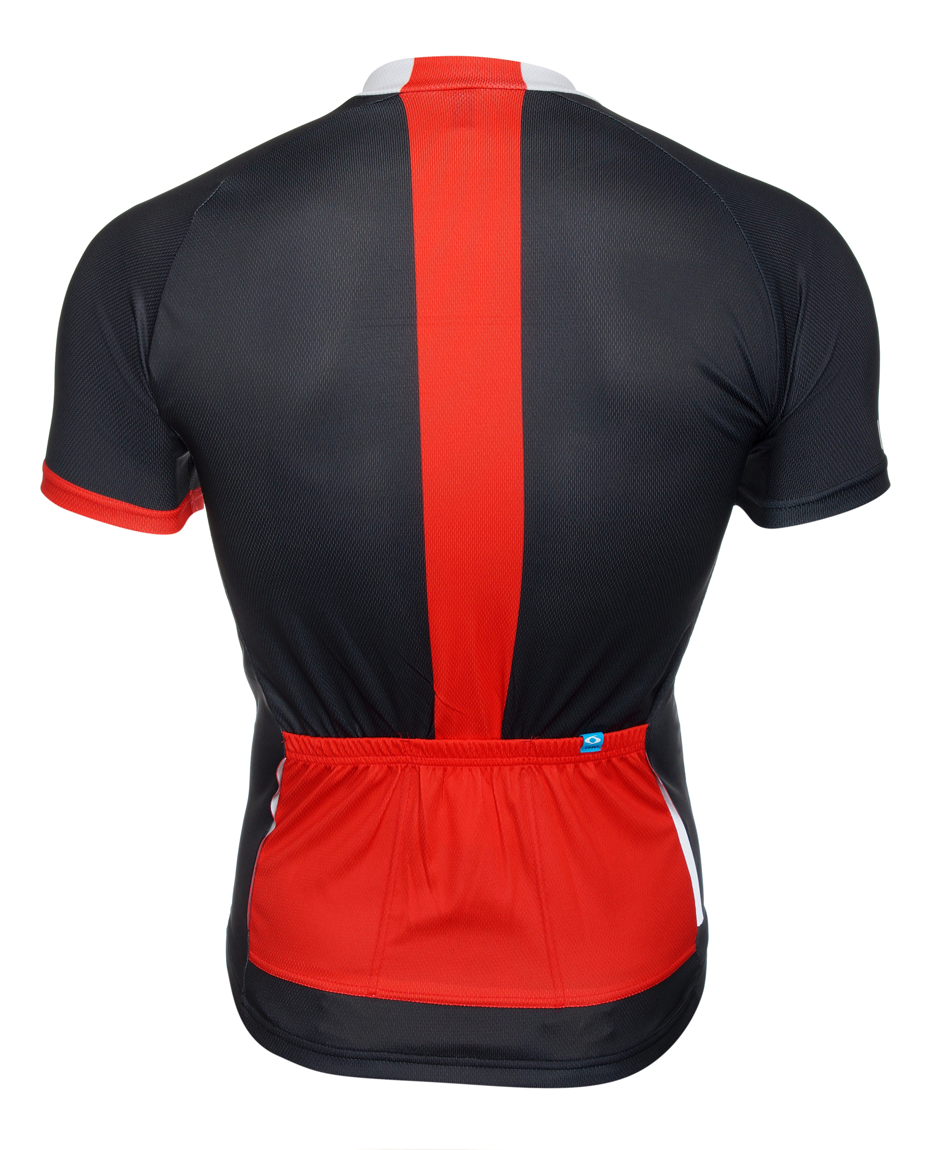 Pánský cyklistický dres Tint-in Red velikost XXXXL be8ff05548