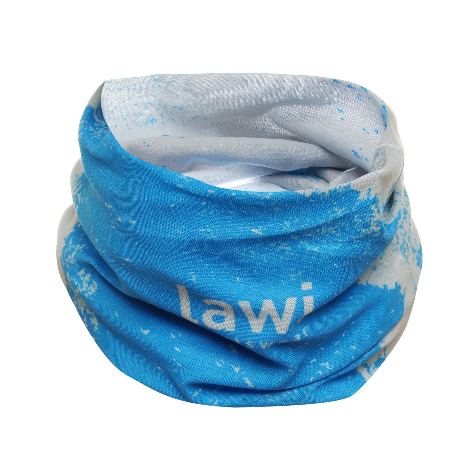 Multifunkční šátek River Blue Grey 11f9265448